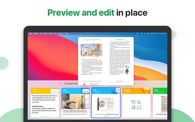 Paste - Clipboard Manager Screenshot