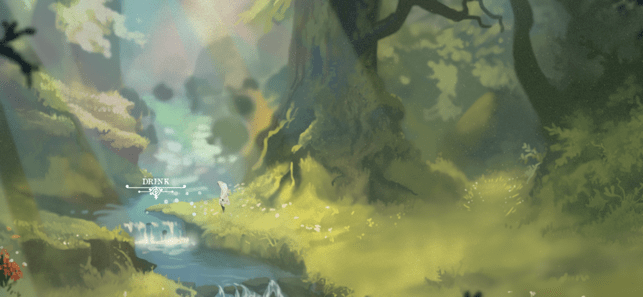 The Wanderer: Screenshot