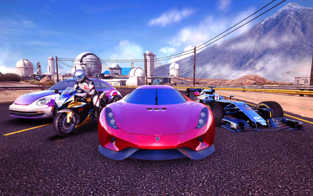 ‎Asphalt 8 - Drift Racing Game Screenshot