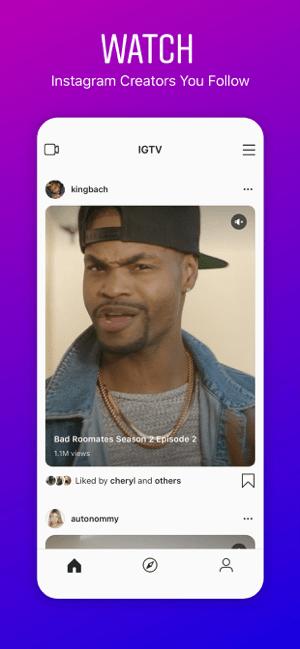 IGTV: Instagram Videoları Screenshot