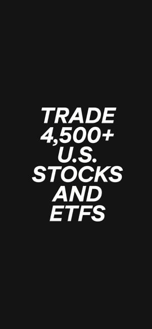 Stake | Trade US stocks Screenshot