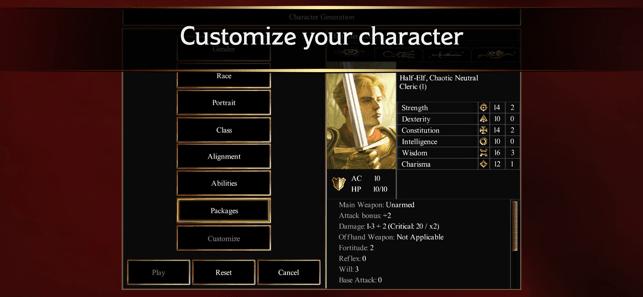 Neverwinter Nights Screenshot