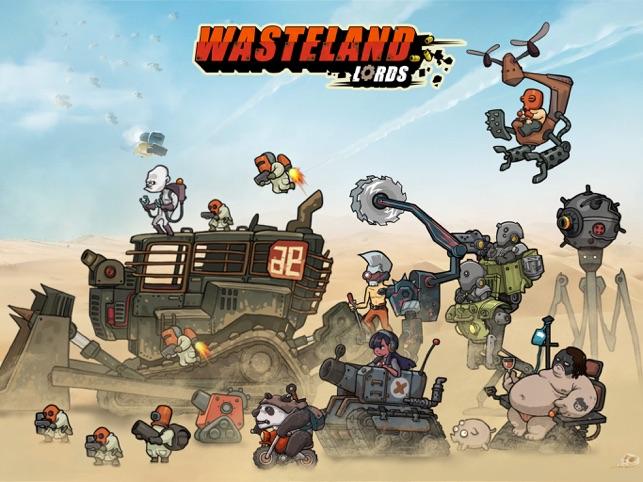 Wasteland Lords Screenshot