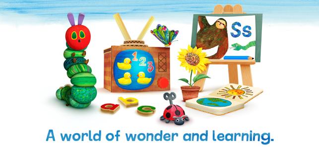 Hungry Caterpillar Play School Screenshot