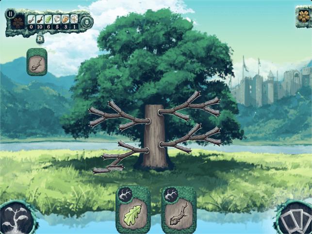 Дерево Screenshot