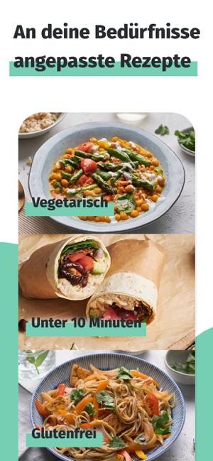 8fit Fitness- & Ernährungsplan Screenshot