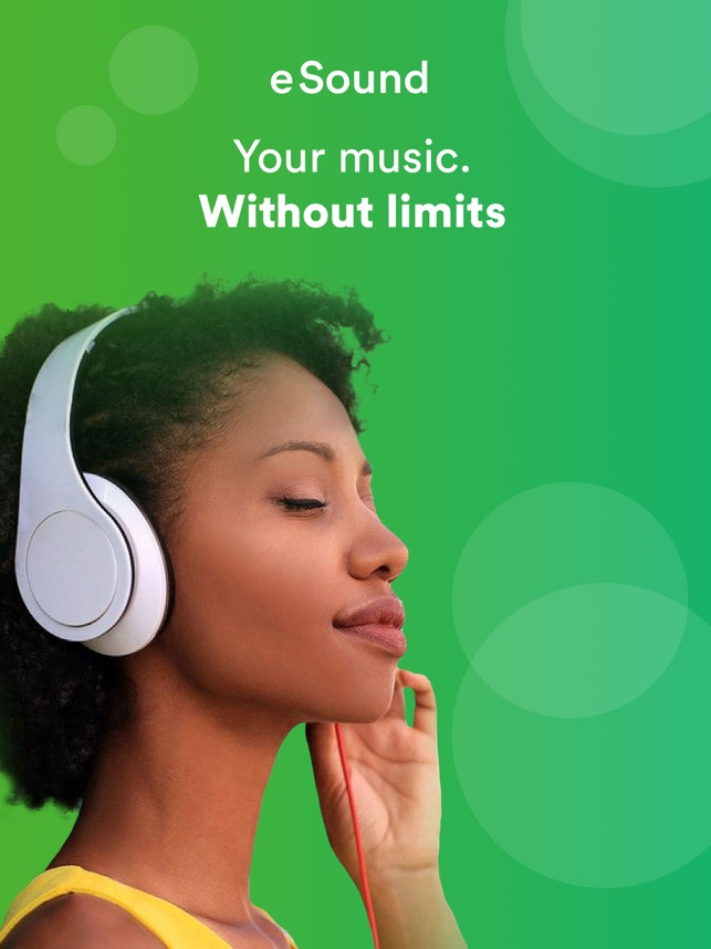 eSound - MP3 Music Player Screenshot