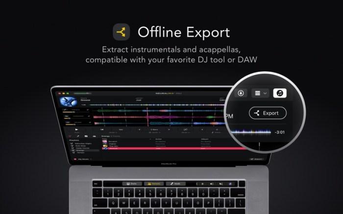 Neural Mix Pro Screenshot 02 1356obn