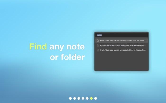 SideNotes Screenshot 06 cf188mn