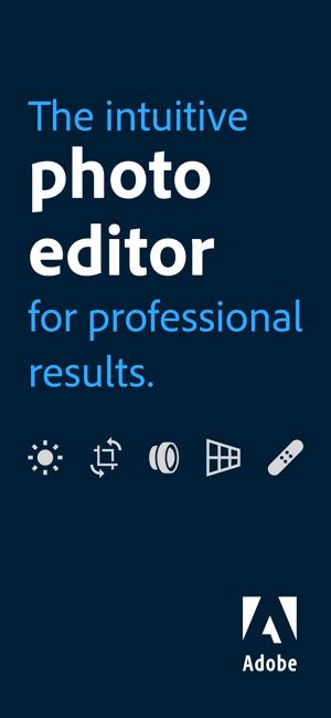 Adobe Lightroom: Photo Editor Screenshot