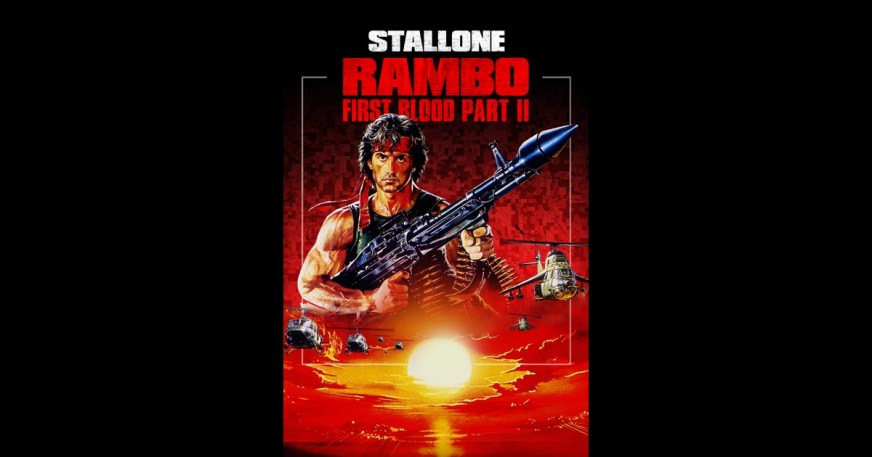 Rambo: First Blood Part II on iTunes