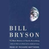 Bill Bryson - A Short History of Nearly Everything (Unabridged)  artwork