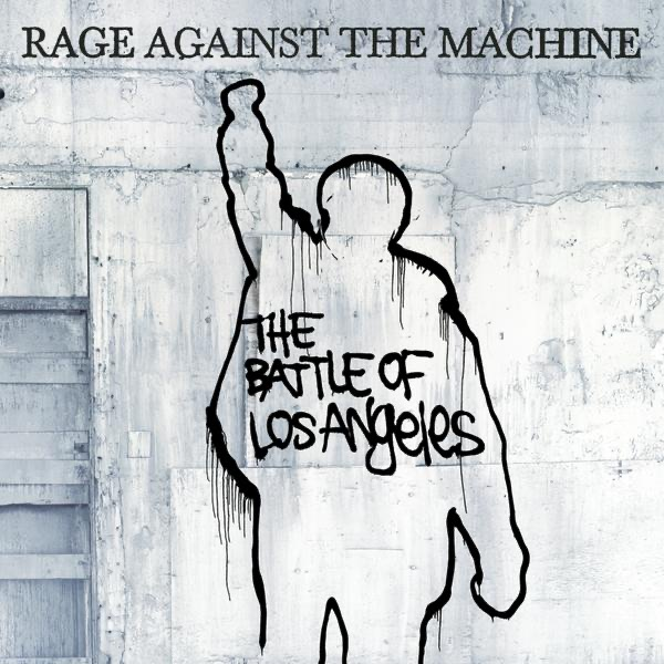 Image result for rage against the machine the battle of los angeles