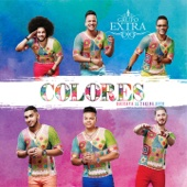 Grupo Extra - Colores (Bachata Is Taking Over!) artwork