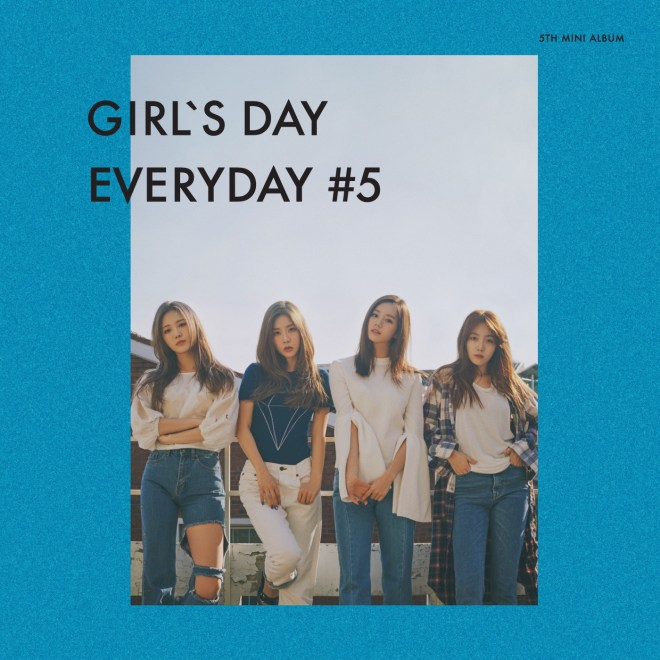 Girl's Day - Girl's Day Everyday #5