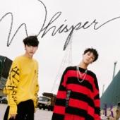 VIXX LR - 2nd Mini Album Whisper - EP  artwork