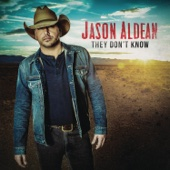 Jason Aldean - They Don't Know  artwork