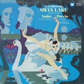 André Previn & London Symphony Orchestra - Tchaikovsky: Swan Lake  artwork