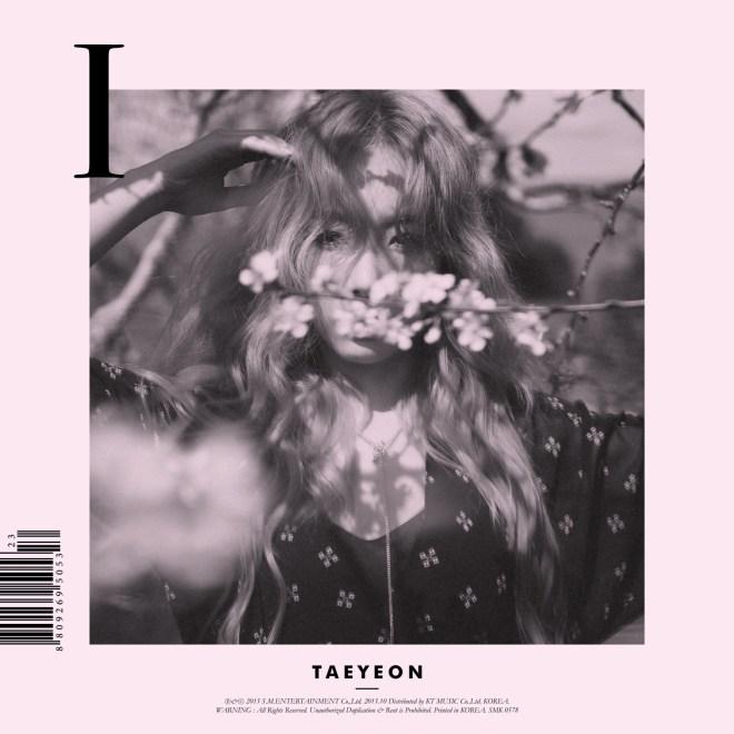 TAEYEON - I - The 1st Mini Album - EP