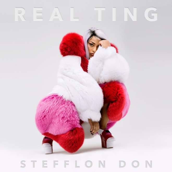 Stefflon Don - Real Ting Mixtape