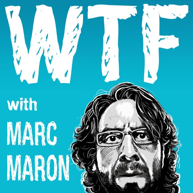 Image result for marc maron WTF