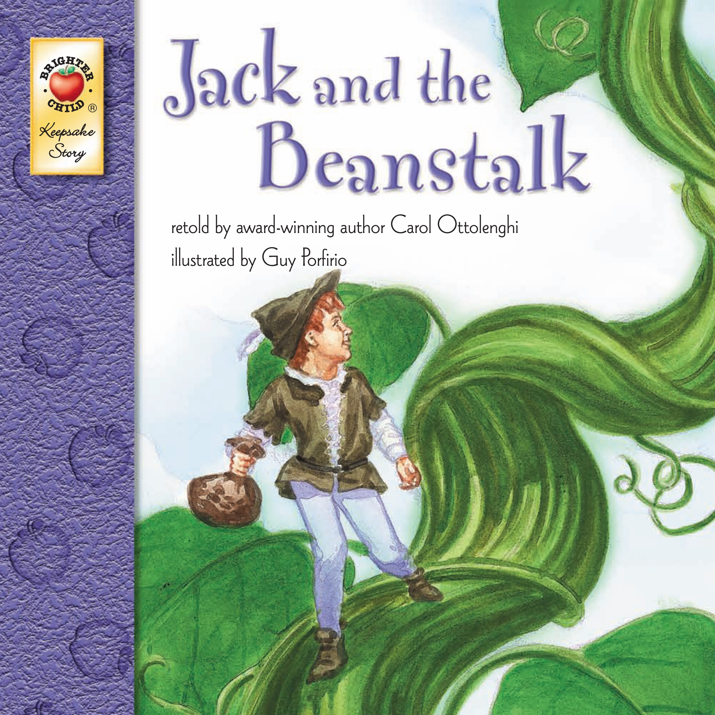 Jack And The Beanstalk By Carol Ottolenghi On Ibooks