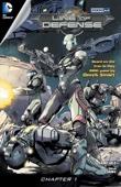 Ricardo Sanchez & Brian Ching - Line of Defense #1  artwork