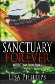 Lisa Phillips - Sanctuary Forever WITSEC Town Series Book 5  artwork