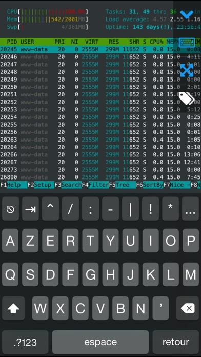 WebSSH Pro Screenshot