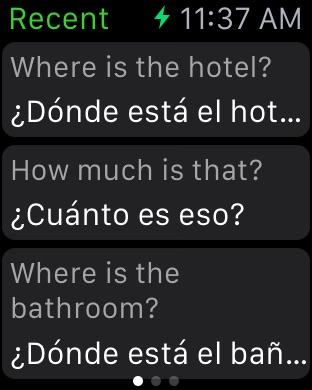 Microsoft Traductor Screenshot