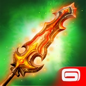 Dungeon Hunter 5 - Multiplayer RPG on iOS