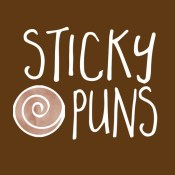 Sticky Puns - Punny stickers for messages