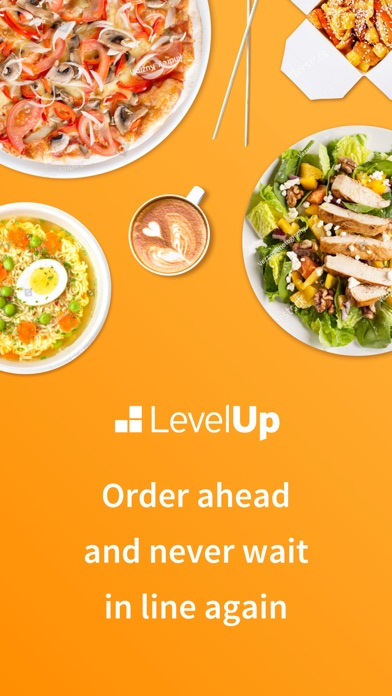 LevelUp: Order food ahead Screenshot