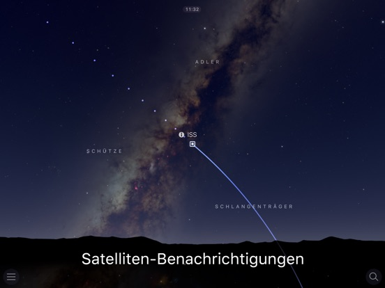 Sky Guide AR Screenshot