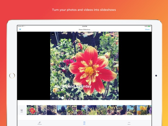 Moments–private shared albums Screenshot