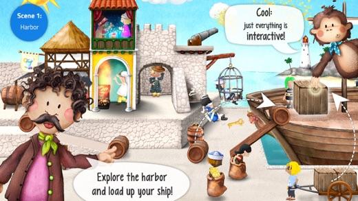 Tiny Pirates - Activity Book Screenshot