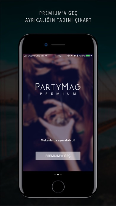 PartyMag - Find your party! Screenshot
