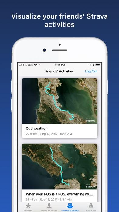 Screenshot do app Fitness AR