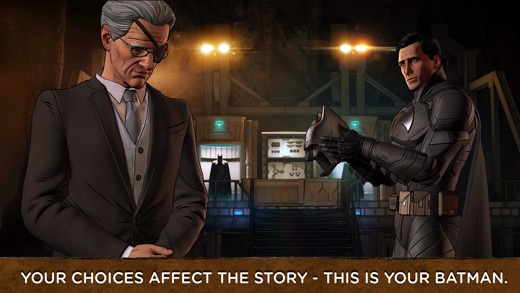 Batman The Enemy Within Android