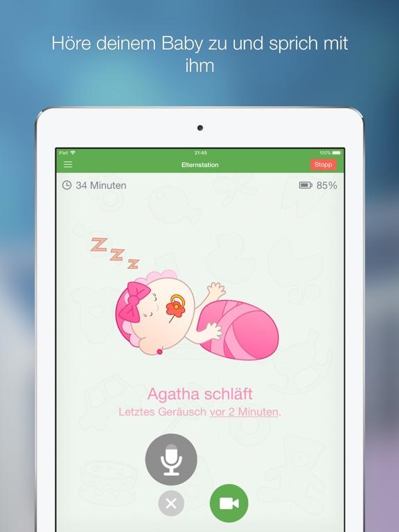 Babyphone 3G Screenshot
