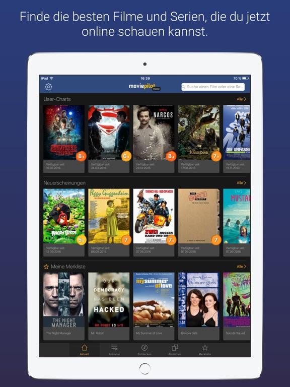 moviepilot Home - Filme, Serien für Stream & TV Screenshot