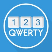 123QWERTY: Customize Alphanumeric Keyboard Keys