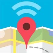 Offline wifimap: free wi-fi & hotspot passwords