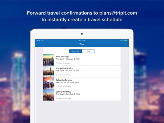 TripIt: Travel Organizer Screenshot