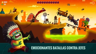 406x228bb - Dragon Hills 2, juego para iPhone de Zombies, explosiones y mucho más!