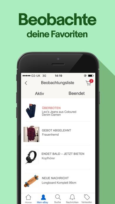 ebay app android kostenlos alles ber android. Black Bedroom Furniture Sets. Home Design Ideas