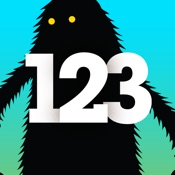 The Lonely Beast 123 - Preschool Number Counting
