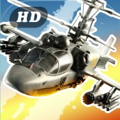 CHAOS Combat Copters HD - #1 Multiplayer Helicopter Simulator 3D