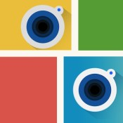 Lens Stitch & Split Pic : Collage your Photo / Video,  make Fun Movie for Instagram