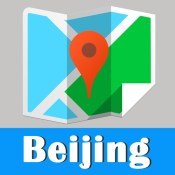 Beijing offline map and gps city 2go by Beetle Maps, China Beijing street travel guide walks, airport transport underground Beijing metro tube subway lonely planet Beijing trip advisor